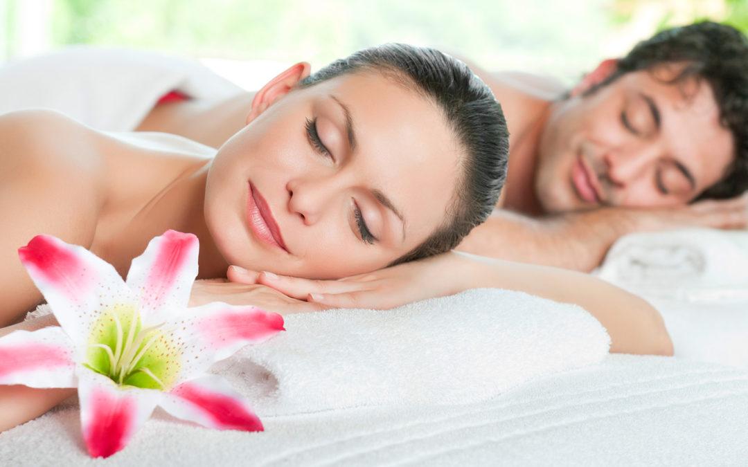 Мастер-класс по экзотическому массажу для пар