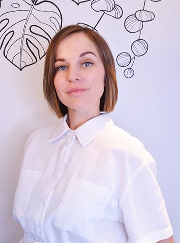Юлия Красножон